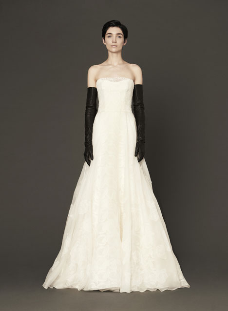 Matilda gown from the 2014 Vera Wang collection, as seen on dressfinder.ca