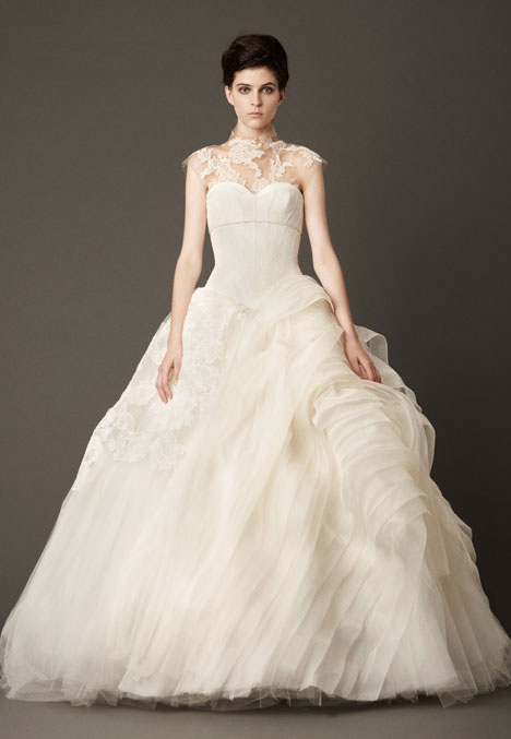 Lara gown from the 2013 Vera Wang collection, as seen on dressfinder.ca
