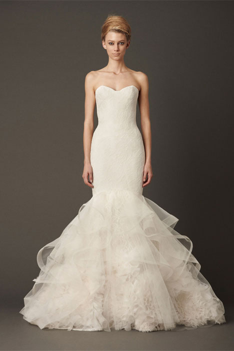 Lillian gown from the 2013 Vera Wang collection, as seen on dressfinder.ca
