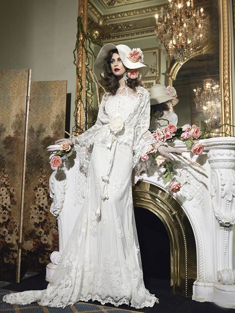 Aragua Wedding dress by YolanCris