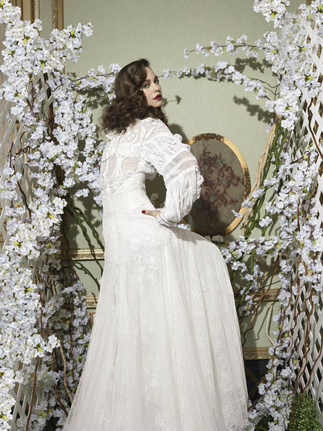 Argentina Edimburgo Wedding dress by YolanCris