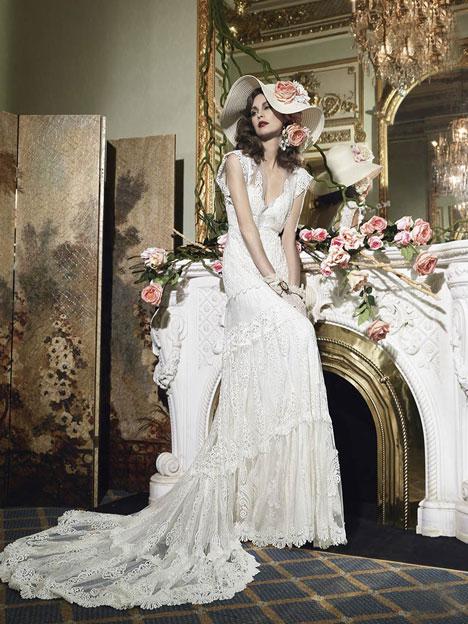 Bogota Wedding dress by YolanCris