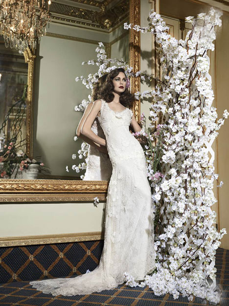 Lugano Wedding dress by YolanCris