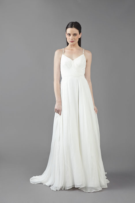 Artist's Muse Wedding                                          dress by Ivy & Aster
