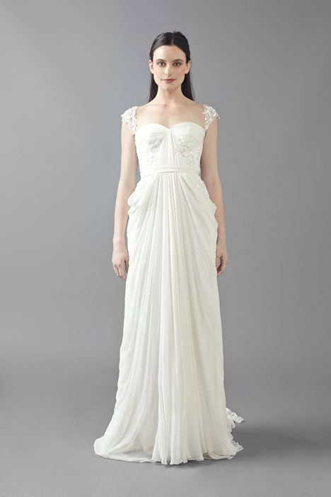 Everything I Am Wedding                                          dress by Ivy & Aster