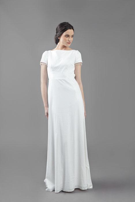Night Falls Wedding                                          dress by Ivy & Aster