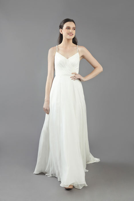 Painter's Muse Wedding                                          dress by Ivy & Aster