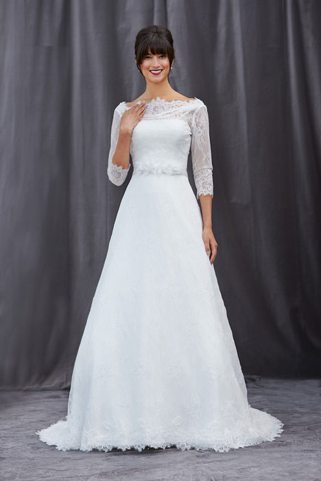 Faith Wedding                                          dress by Lis Simon