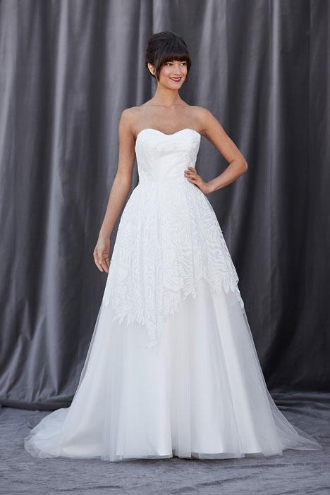 Ferrera Wedding dress by Lis Simon