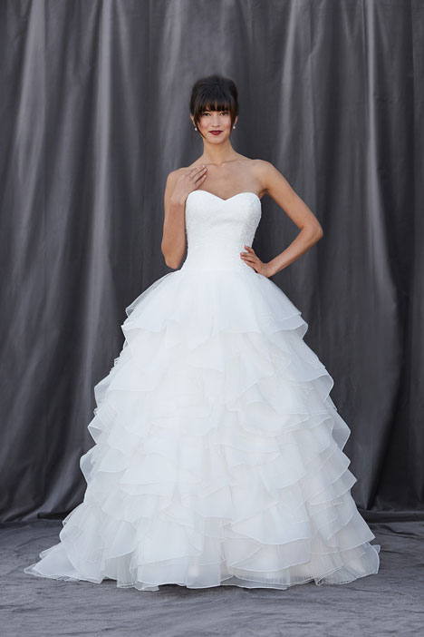Floretta gown from the 2014 Lis Simon collection, as seen on dressfinder.ca