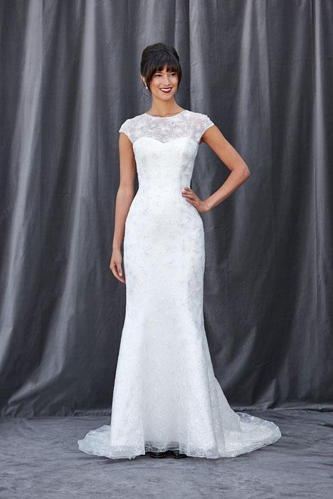 Freya Wedding dress by Lis Simon