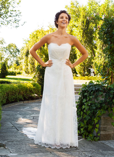 Constance Wedding dress by Lea-Ann Belter