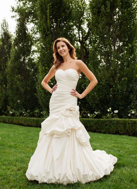 Courtney Wedding                                          dress by Lea-Ann Belter