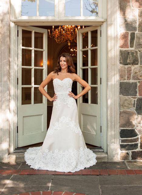 Greta Wedding                                          dress by Lea-Ann Belter