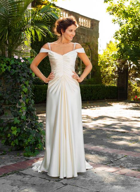 Helene Wedding dress by Lea-Ann Belter