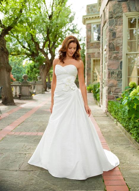 Kenzie Wedding                                          dress by Lea-Ann Belter