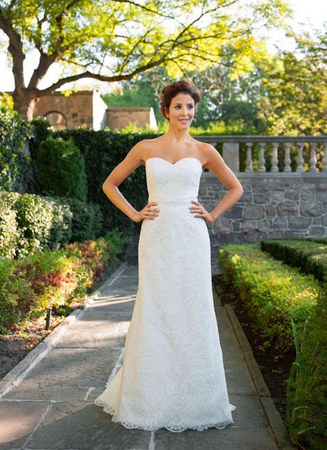 Roberta Wedding                                          dress by Lea-Ann Belter