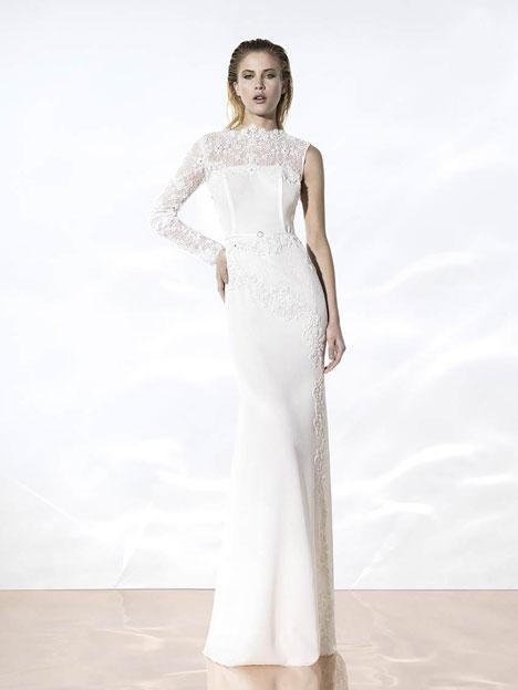 Altea Wedding                                          dress by YolanCris
