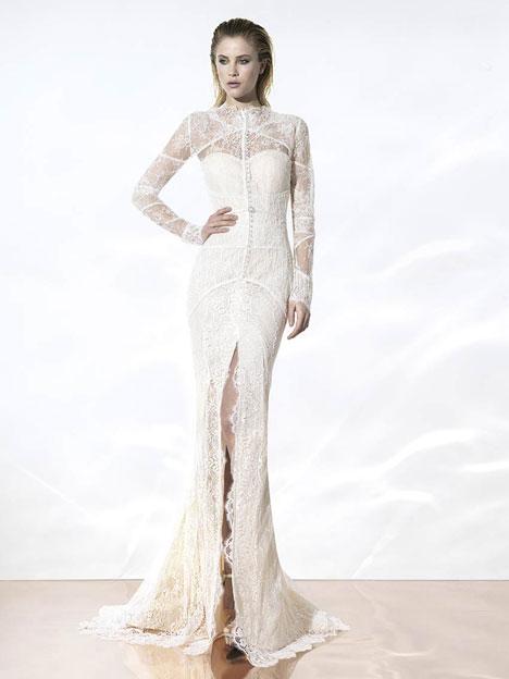 Belice Wedding                                          dress by YolanCris