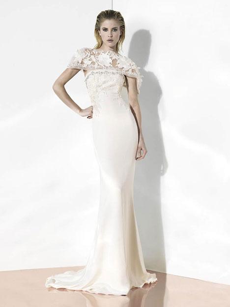 Brijas Wedding dress by YolanCris