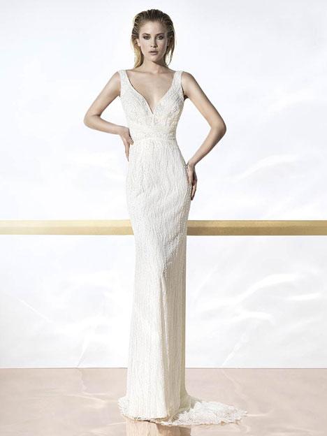 Jativa Wedding                                          dress by YolanCris