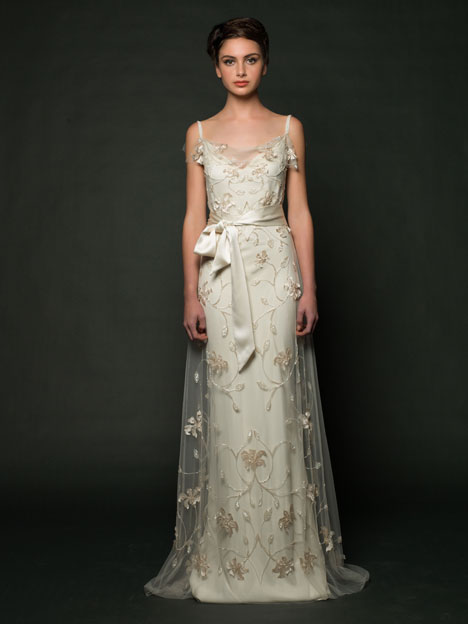 Daisy Wedding                                          dress by Sarah Janks