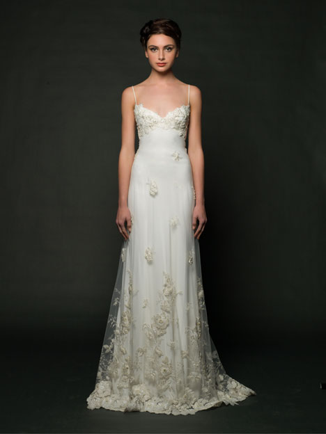 Daphne Wedding                                          dress by Sarah Janks