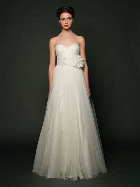 Davinia Wedding                                          dress by Sarah Janks