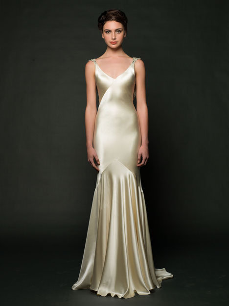 Daxa Wedding                                          dress by Sarah Janks