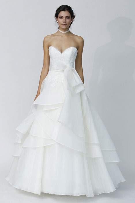 Estella gown from the 2014 Rivini collection, as seen on dressfinder.ca