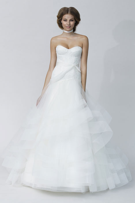 Fabrizia gown from the 2014 Rivini collection, as seen on dressfinder.ca