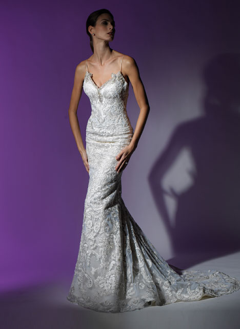 VHC237 Wedding                                          dress by Victor Harper : Couture