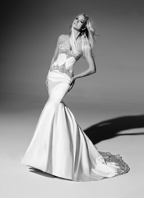 VHC250 Wedding                                          dress by Victor Harper : Couture