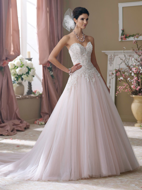 Rhi Wedding                                          dress by Martin Thornburg for Mon Cheri