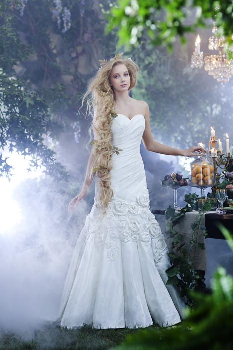 233 Rapunzel Wedding                                          dress by Alfred Angelo : Disney Fairy Tale Bridal