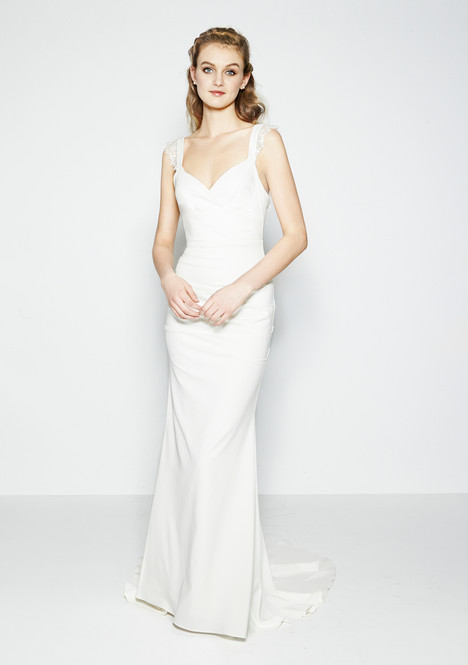 Alexis Wedding                                          dress by Nicole Miller