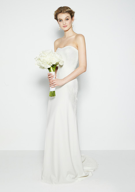 Kristen Wedding                                          dress by Nicole Miller