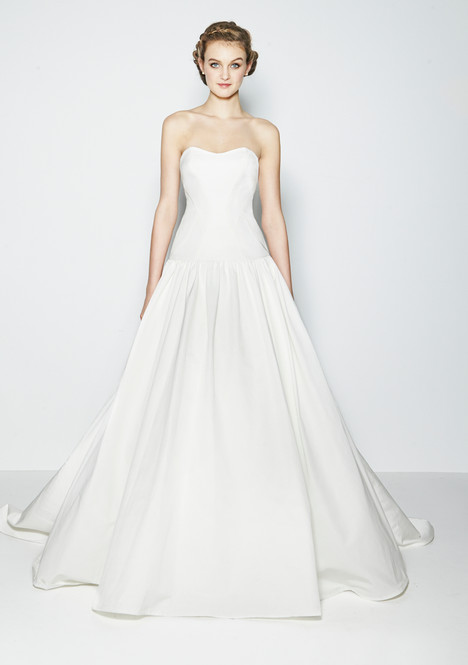 Laurel Wedding                                          dress by Nicole Miller