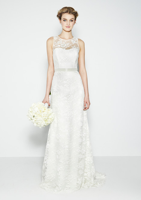 Bettina Wedding                                          dress by Nicole Miller