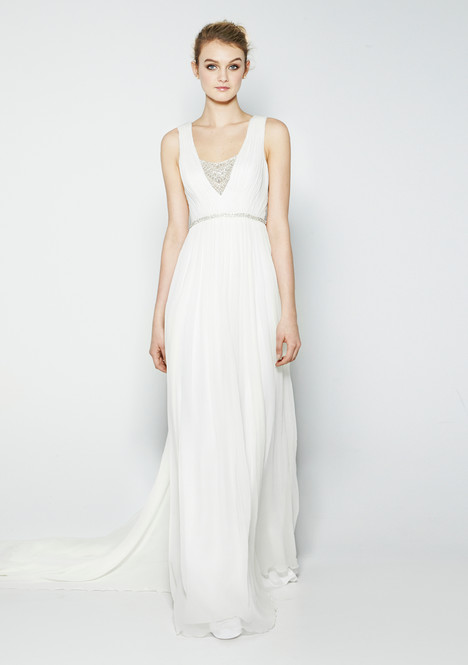 Millie Wedding                                          dress by Nicole Miller