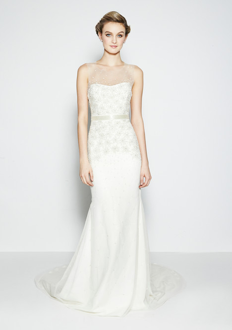 Rosie Wedding                                          dress by Nicole Miller