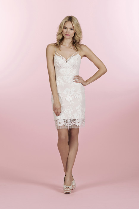Byron (6457) (short) gown from the 2014 Hayley Paige collection, as seen on dressfinder.ca