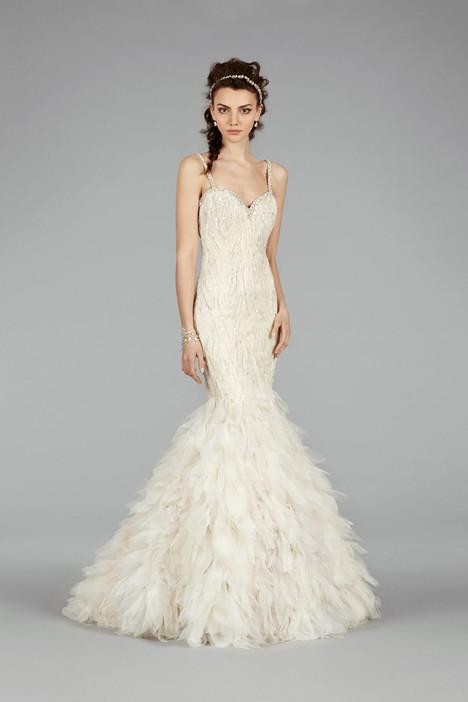 3456 Wedding dress by Lazaro