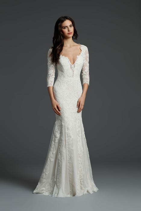 9458 Wedding                                          dress by Alvina Valenta