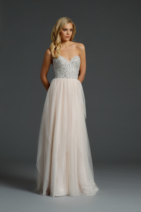 9459 Wedding                                          dress by Alvina Valenta