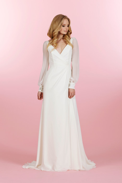 Vienna gown from the 2014 Blush by Hayley Paige collection, as seen on dressfinder.ca