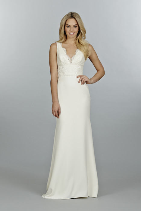 Style 2452 gown from the 2014 Tara Keely by Lazaro collection, as seen on dressfinder.ca