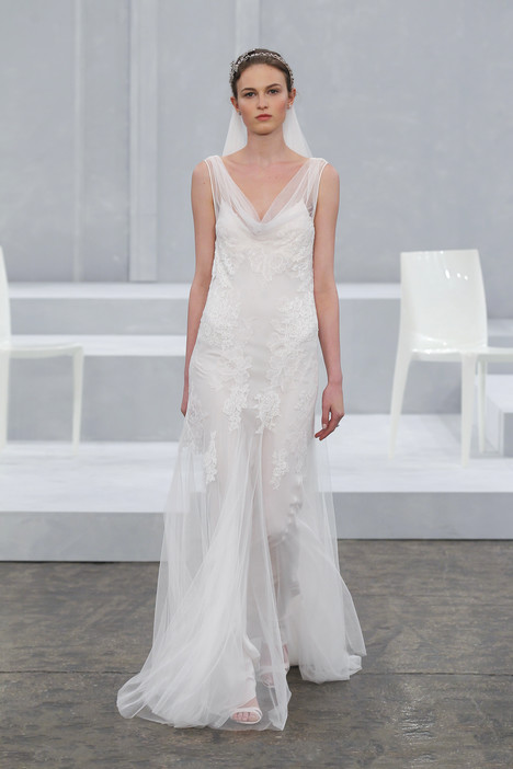 Sylvie gown from the 2015 Monique Lhuillier collection, as seen on dressfinder.ca