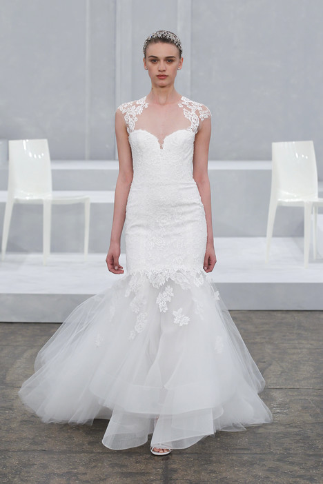 Logan gown from the 2015 Monique Lhuillier collection, as seen on dressfinder.ca