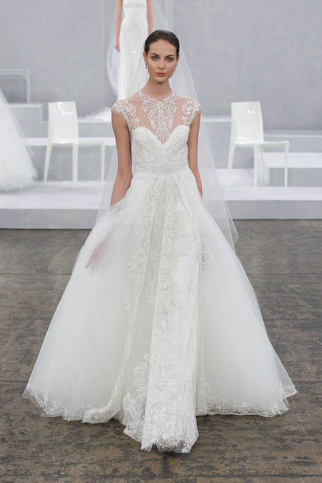 Annabelle gown from the 2015 Monique Lhuillier collection, as seen on dressfinder.ca